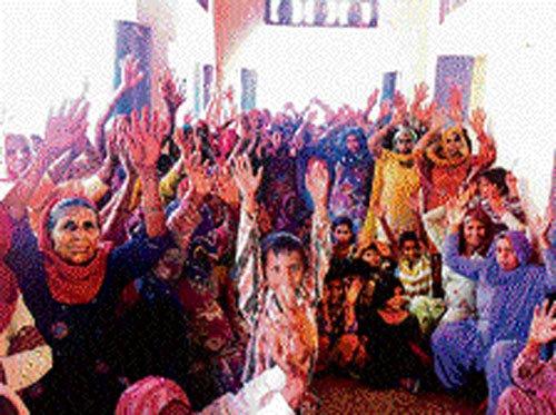 Haryana village seeks justice for Modi's wife Jashodaben