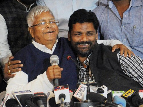 Ex-cons, gangster's widow among Bihar's LS candidates