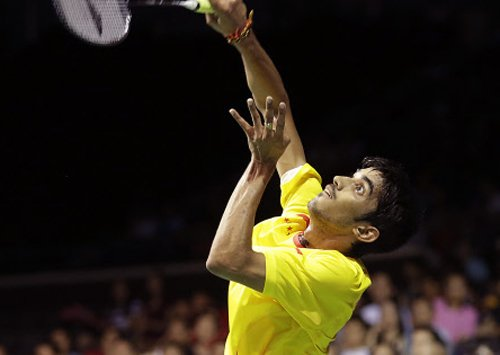 Fighting Srikanth bows out of Singapore Super Series