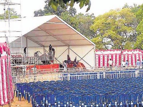 Modi to address rally today