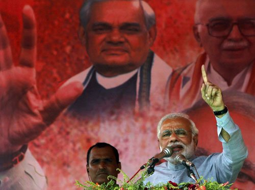 PMO to seek Modi's views on disclosing his letters with Atal