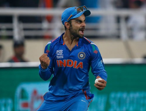 IPL helps players relax and enjoy themselves: Kohli