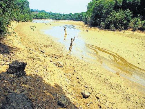 Water crisis grips Madikeri town
