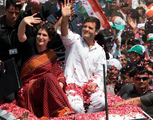 Decision not to contest is 'personal': Priyanka
