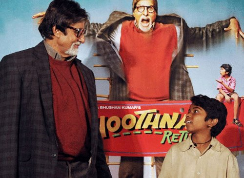 'Bhoothnath Returns' mints over Rs.18 cr in 3 days