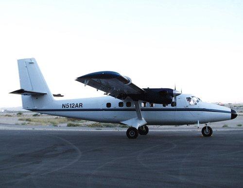 Chartered planes rake in moolah this election season