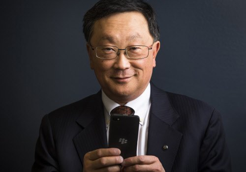 No intention of selling handset business: BlackBerry CEO