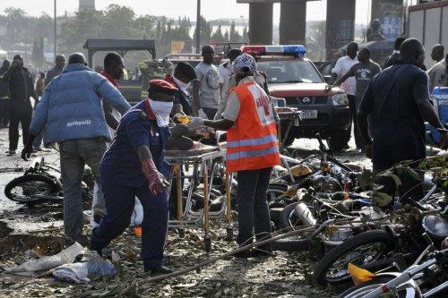 71 killed in Nigeria blast