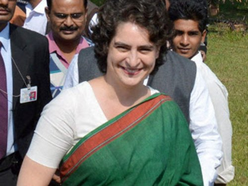 Priyanka Vs Modi news was planted, says Congress