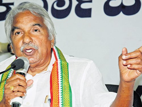Only Cong can uphold secularism: Chandy