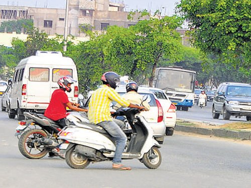 HBR Layout residents demand underpass  on Ring Road