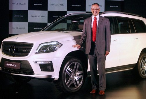 Mercedes-Benz launches GL 63 AMG luxury SUV at Rs 1.66 crore