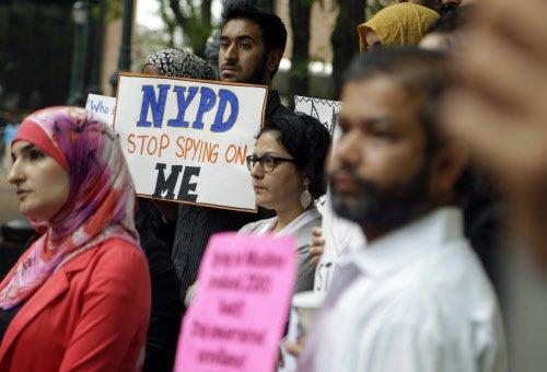 NYPD disbands Muslim surveillance programme unit