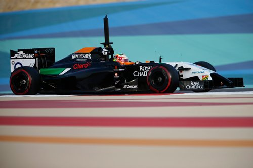 Force India aims to repeat podium show in China