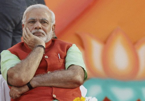 Modi unlikely to campaign in Vadodara; Cong pins hope on Sonia