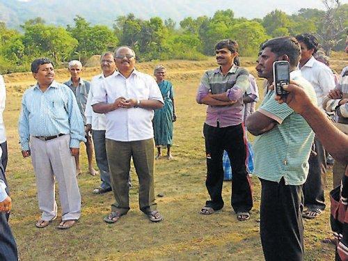 Addagudde villagers withdraw poll boycott