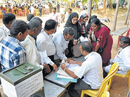 Ch'nagar: 14 candidates in fray