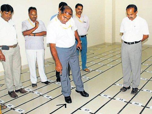 Brisk activities ahead of polling