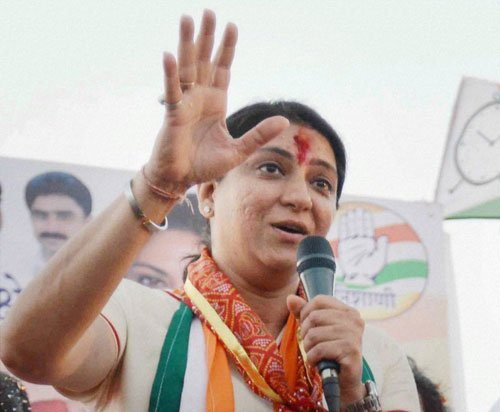 Polarisation has been BJP's tool: Priya Dutt
