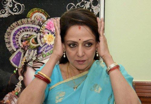 Hema Malini, Jaya Prada's films banned on Doordarshan