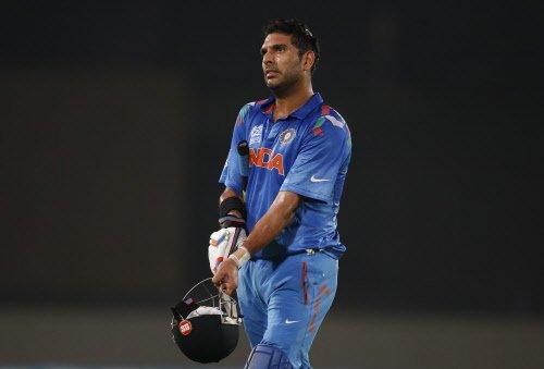 World T20 final defeat still rankles Yuvraj