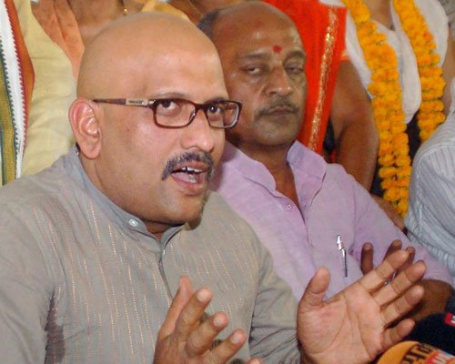 Congress' Ajay Rai discloses 9 pending criminal cases