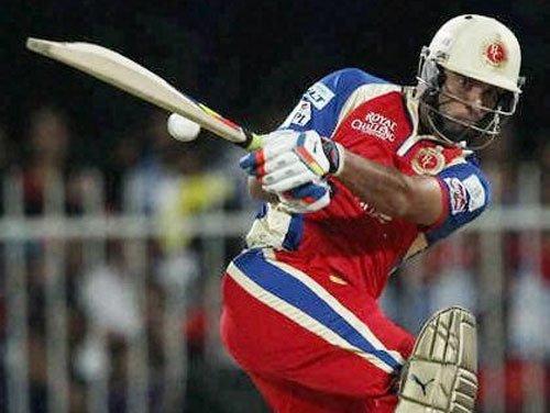 Yuvi unbeaten half century helps RCB tharsh Daredevils
