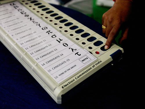 NOTA turns a non-issue with voters