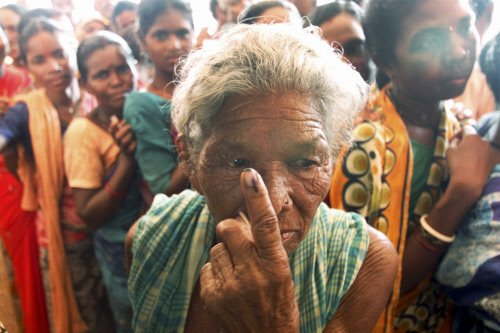 Odisha witnesses 70 pc turnout in 2nd and final phase