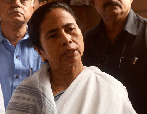 Fire breaks out in Mamata's room in Malda