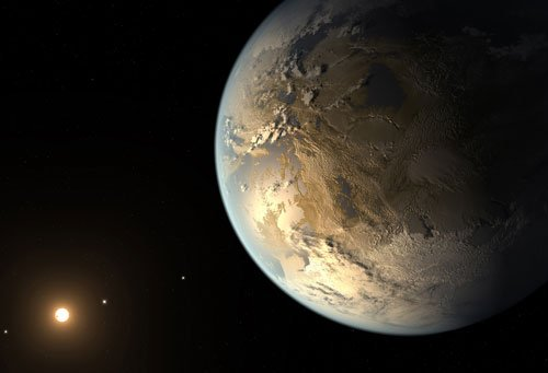 First Earth-sized planet found in 'habitable zone': NASA