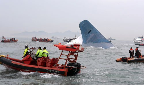 Third officer in command when S Korea ferry capsized