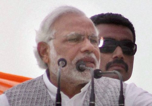 Ready to face probe if corruption charges against me as PM: Modi