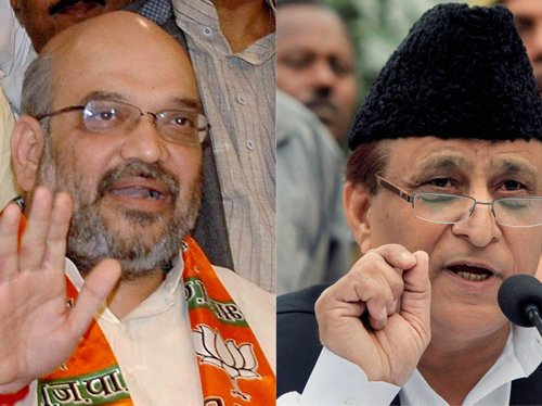 EC's decision on Amit Shah rakes controversy