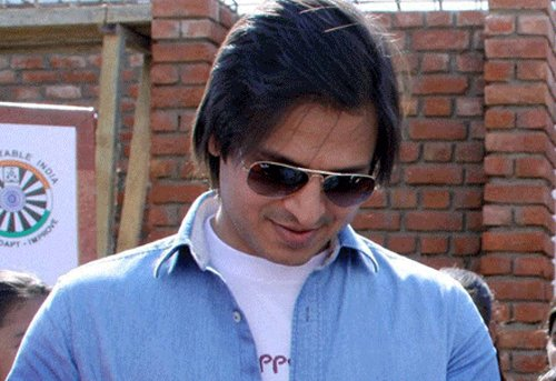 'Sher' stuck, Vivek Oberoi disappointed