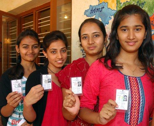 67 percent polling in Karnataka; lowest in Bangalore