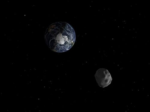 'Asteroid impact stored proof of life in glasses on earth'