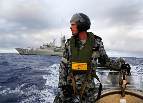 More underwater vehicles to join missing jet hunt