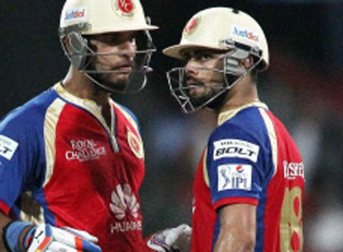 RCB win toss, elect to field against MI
