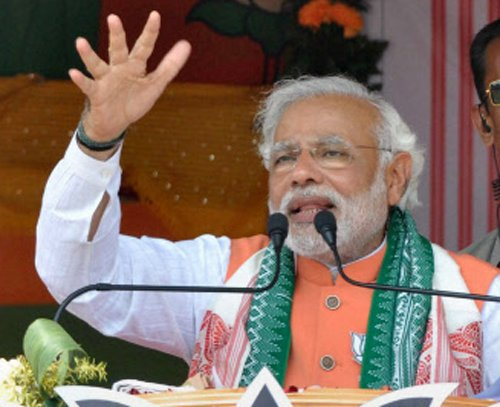 Country cannot be run by 'remote control': Modi attacks Sonia