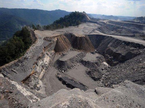 Illegal mining: SOI team begins survey on AP-Ktk border