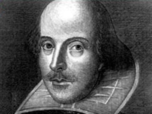 Happy 450th, Mr Shakespeare