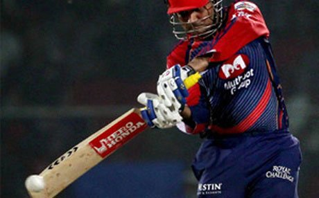Sehwag is Miller's role model