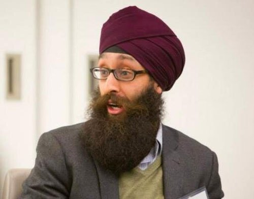 Hate crime charge against Sikh professor's attacker in US