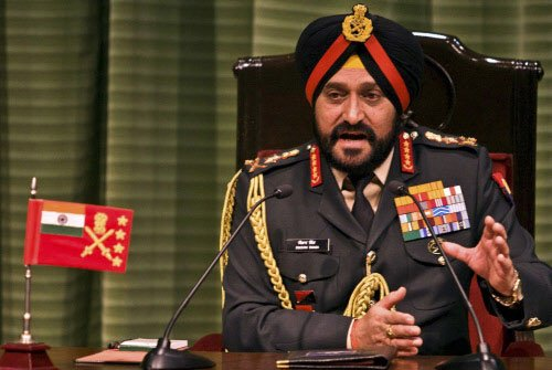 Lt Gen Dalbir Singh Suhag's name forwarded for new Army Chief