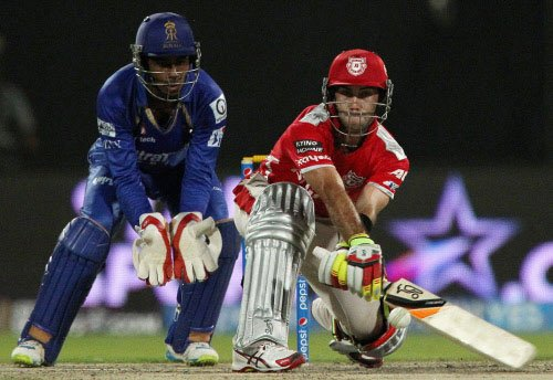 Maxwell plays another blinder, leads Punjab to stunning win