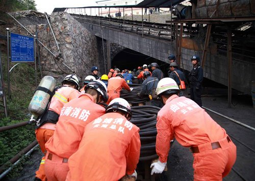 14 workers killed in coal mine explosion in China