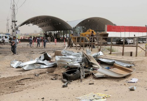 Suicide bombings, attacks in Iraq kill 19 people