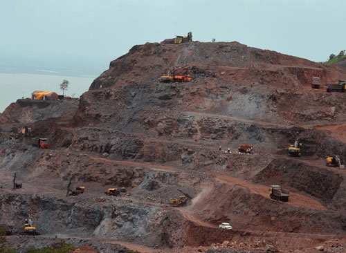 SC revokes Goa mining ban but caps extraction of iron ore