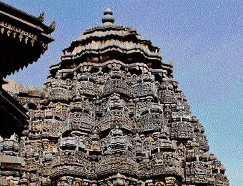 A jewel in the Hoysala crown